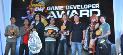 Game Development Award 2014