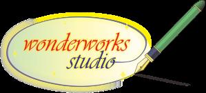 Logo Pertama Wonderworks Studio